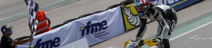 El Suzuki Grau Racing aconsegueix diversos podis al Campionat d'Espanya
