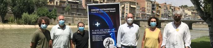 El 'Juliol de Música i Poesia' de Balaguer, amb un únic recital