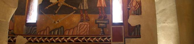 Músiques religioses i profanes dels segles X al XIII al romànic de la Vall de Boí