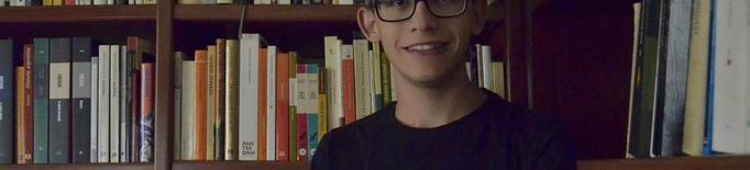 Premi literari a Girona per a un jove d'Aitona
