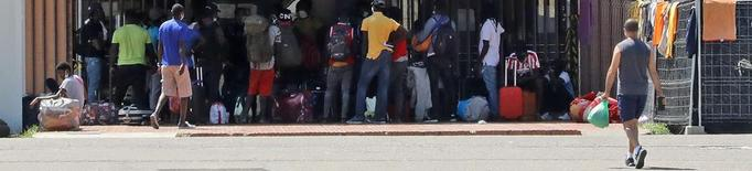Els pavellons de la Fira han acollit 7.300 sensesostre