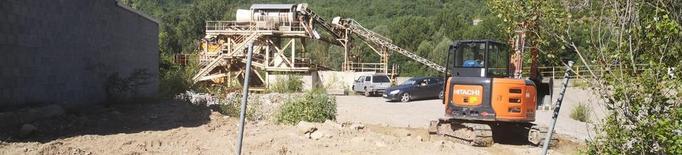 Construeixen cent nínxols al cementiri del Pont de Suert