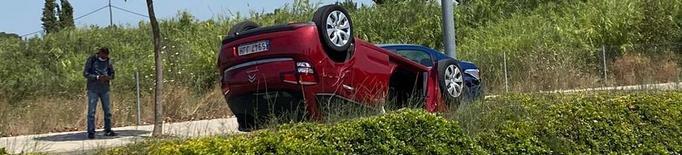 Una de cada 3 víctimes d'accident de trànsit és un usuari vulnerable
