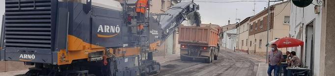 Arranquen les obres per renovar el clavegueram a cinc carrers de Sucs