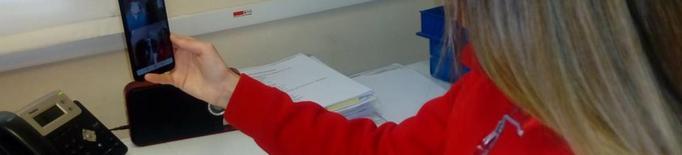 Creu Roja atén setze majors de 65 anys víctimes de maltractaments