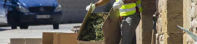 Troben plantacions de marihuana a la Guàrdia d'Urgell i el Solsonès