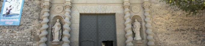 Dos noves escultures per al santuari de Sant Ramon