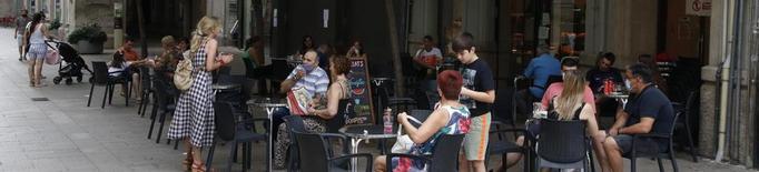 Hostaleria demana acabar amb els límits a bars i restaurants