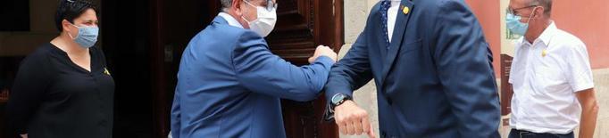 vEl conseller Solé ofereix suport a la Paeria en transparència i contra la corrupció