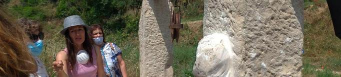 Art i naturalesa, a les Garrigues