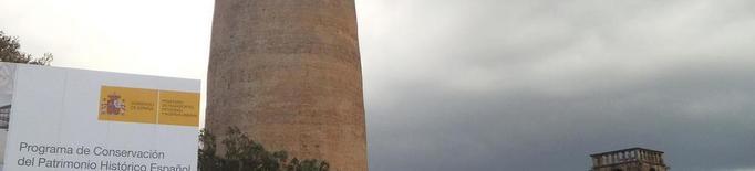 Torà ultima l'interior de la torre de Vallferosa