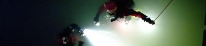 Mor ofegat un banyista de 22 anys al pantà a Camarasa