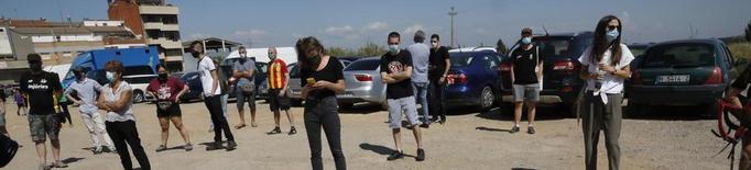 ⏯️ Detinguts quatre CDR de Balaguer acusats d'un sabotatge a la línia de l'AVE a Lleida
