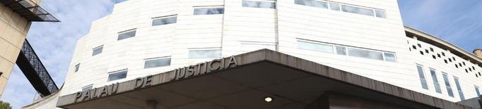 Presó sense fiança per a un home acusat de violar a la seva companya de pis a Lleida