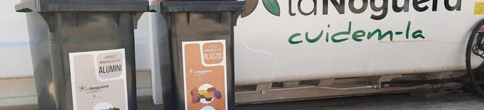 La Noguera recicla 87.500 quilos d'envasos
