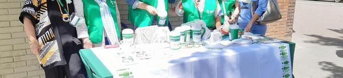 L'AECC Lleida busca nous voluntaris per al dia de l'acapte el 23 de setembre vinent
