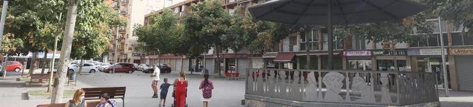 Els veïns demanen més seguretat i rehabilitar la plaça de Cappont