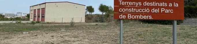 Guissona vol acabar el parc de bombers, deu anys aturat