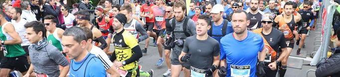 Suspesa la Mitja Marató de Lleida per la Covid