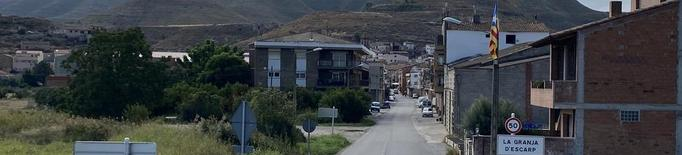 La Granja destina 370.000 euros a reformar l'entrada al poble