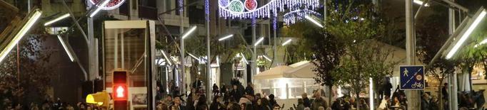 L'Eix i la Zona Alta, sense fons per instal·lar llums de Nadal aquest any