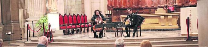 Concert contra el càncer infantil a la catedral