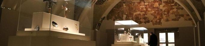 Nou revés judicial contra el MNAC pels frescos de Sixena