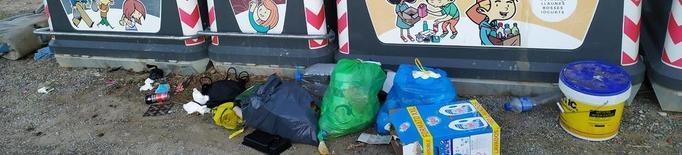 La Noguera congela la taxa de residus i el cànon puja 6 euros