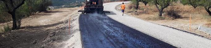 Inversió de 29 milions a la xarxa de carreteres de Lleida