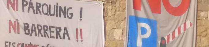 Àger descarta ara el polèmic pàrquing del nucli de Corçà
