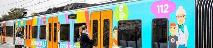 El tren Lleida-la Pobla, contra l'LGBTI-fòbia