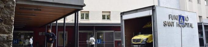 L'hospital de la Seu d'Urgell anul·la operacions i consultes al sumar ja vint positius