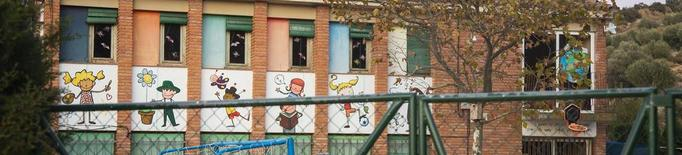 Tanca l'escola de Maldà per un alumne positiu