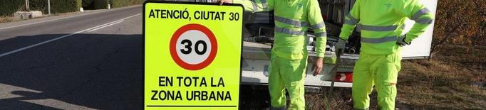 Lleida, ciutat 30 a partir d'aquest divendres