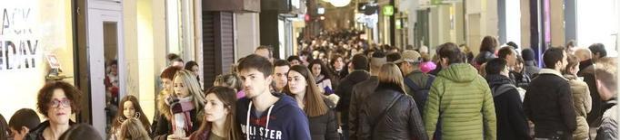 Els contractes cauran un 24,5% per Nadal a Lleida