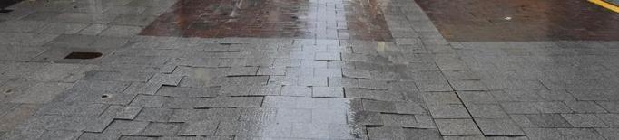 La Seu retirarà les llambordes del carrer Major per les queixes pel deteriorament