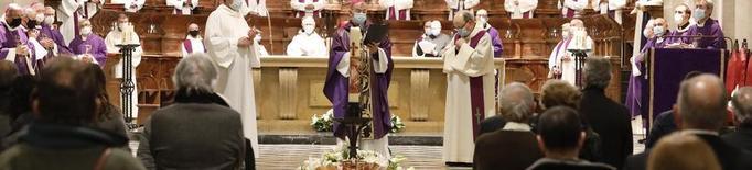 Ciuraneta reposa a la Catedral
