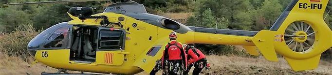 Els Bombers han fet més de 290 rescats en deu mesos aquest any a Lleida