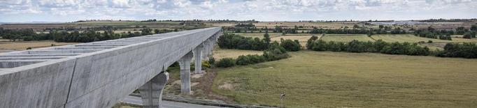 El Govern paga 35 milions a l'Estat per les obres del Segarra-Garrigues