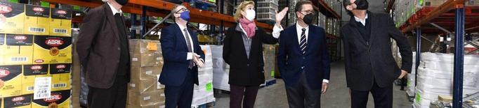 La Fundació La Caixa aporta 300.000 euros al Banc dels Aliments