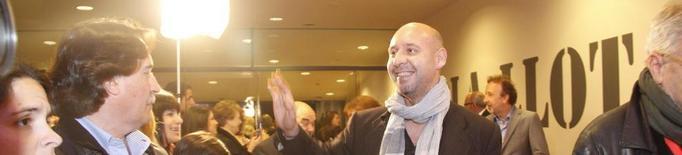 Jaume Balagueró, premi d'honor del Visual Art de Lleida