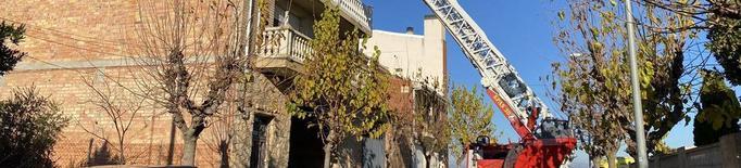 Vuit incendis d'habitatge a la setmana a les comarques de Lleida