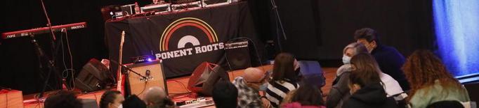 La banda BlackFang inaugura el Ponent Roots Festival