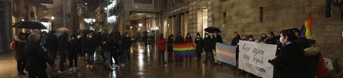 Lleida s'afegeix a les mobilitzacions per denunciar les agressions al col·lectiu LGTBI