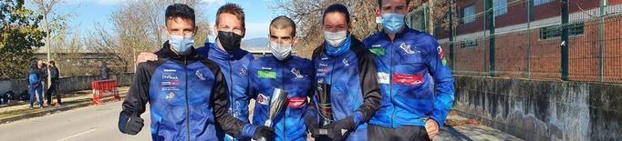 Tres títols de campió de Catalunya de cros per als atletes del Xafatolls
