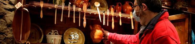 L'Ecomuseu de les Valls d'Àneu recupera 300 peces d'artesania en desús