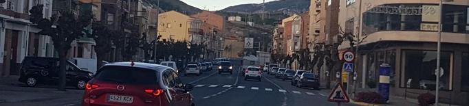 L'Estat renova la travessia de l'N-230 a Alfarràs
