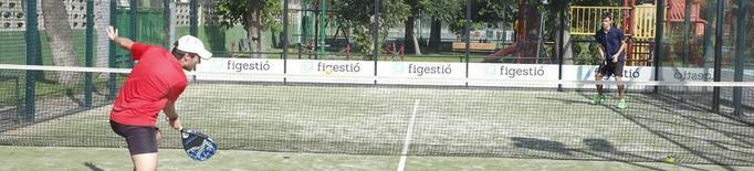 Cribratge a Sícoris i CN Lleida