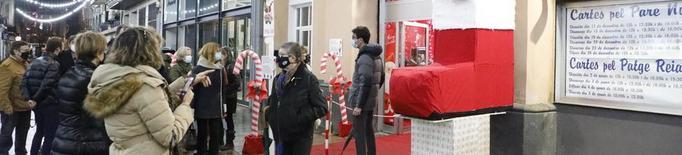 Campanya nadalenca a botigues de Democràcia i Remolins