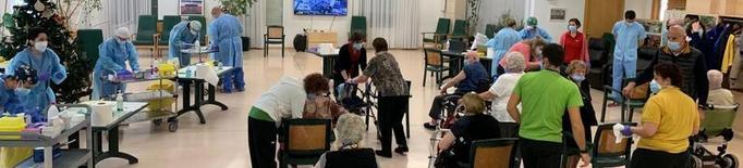 Brot al geriàtric de Solsona amb 29 usuaris i cinc empleats positius